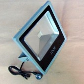 100W High Power COB RGB LED Flood Light With 24key IR Remote