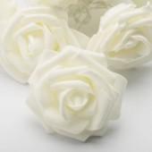 10LEDs Rose Flower Fairy Light Battery Wedding Xmas String
