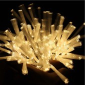10M 100LEDs Optic Fiber Fairy String Light for Christmas Holiday Party