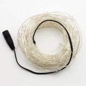 10M 100LEDs Warm White Star 33ft String LED Copper Wire Fariy Light 2pcs