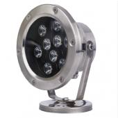 12V 9W 9LEDs LED Underwater Light Lamp Fountain Lamp