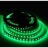 16.4Ft 600LEDs DC12V 3528 Green LED Flexible Strip Light 5Meters