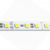 SMD 5050 Hard Rigid Bar Strip Light for LED Profile Channel DC 12V 1M 100pcs