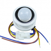 25mm PIR Infrared Body Induction Sensor Detector Switch Automatic