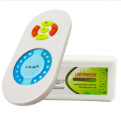 2.4G LED Color Temperature Adjustable Touch Remote Controller Dimmer