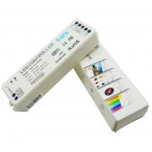 2.4G MINI WIFI RGBW Controller LED Wireless For Strip Light DC12V 24V