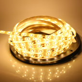 3528 Warm White SMD LED Strip 5M 300LEDs DC 12V Waterproof Light