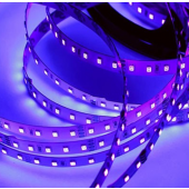 370-375nm UV 5050 SMD LED Light Strip 60LEDs/M 5M DC12V