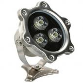 3W LED Underwater Pool Light W/R/G/B/RGB Optional IP68 Lamp