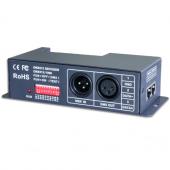 4CH CV DMX-PWM Decoder LT-840-6A DC 5V 24V 24A Ltech LED Controller