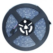 Black PCB RGBW LED Strip 5050 SMD Light 5M 16.4Ft 300LEDs 12V