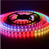 5V 60Pixels/M WS2812b RGB Strip 5M 300LEDs 5050 2812 Addressable Light
