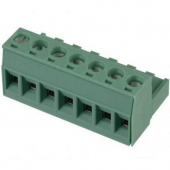 7 Pin Terminal Block Headers Plug Socket Term Blocks Connector 10pcs