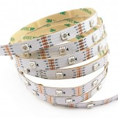 5M WS2813 Led Pixel Strip 30leds/m 2813 IC 5050 RGB Light 16.4ft 150LEDs