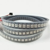 DC 5V 1M 144LEDs APA102 RGB LED Strip 5050 Addressable Pixel Light
