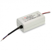 APV-12E Series 12W Mean Well LED Driver Power Supply IP42