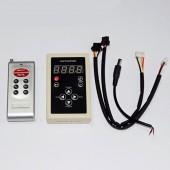 DC 12V RF LPD6803 LED Pixel Strip Lights Controller 133 Mode