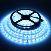 DC 24V Waterproof SMD 5050 RGB LED Strip 5M 300LEDs Flex Light 60LED/M