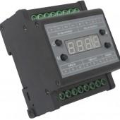 DMX303 DMX 0-10V Dimmer AC 90~240V 3 Channel Leynew LED Controller