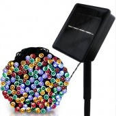 F5 LED Outdoor Solar Lamp LED String 50/100/200/500 Fairy Lights Holiday Christmas Party