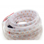5M 300LED SK6812 RGB Pixel Light Individually Addressable Strip 16.4ft 5V