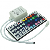 IR440 44 Key Infrared DC 12-24V 3 Channels Leynew LED Controller 3pcs