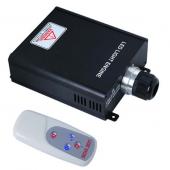 LED 45W RGB LED Fiber Optic Engine Light Source RF Remote