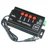LED Exposed Lamp C1 Luminous Characters SD Card C1000 Pixel Controller