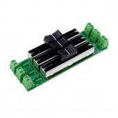 Leynew Single Color LED Strip Dimmer Sliding Switch LN-HDIMMER-3CH-LV