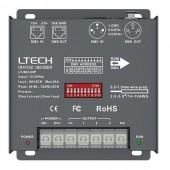 Ltech 3CH LT-903-DIP CV DMX512 Decoder DC12~24V Input