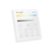 Mi.Light T2 4-Zone CCT Adjustable Touch Panel Remote Controller