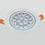 FUT062 9W Mi Light RGB+CCT LED Ceiling Spotlight
