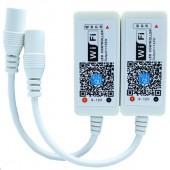 MINI WiFi Wireless Control IOS Android RGB RGBW LED Controller
