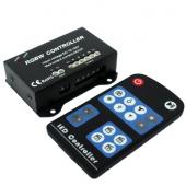 RF104 RGBW 4 Channel DC 12-24V Leynew LED Controller 2pcs