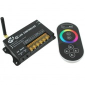 RF201 2.4G Full Color DC 5-24V 3 Channels Leynew LED Controller