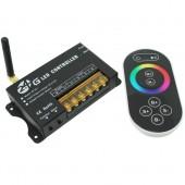 RF201 2.4G Full Color DC 5-24V 3 Channels Leynew LED Controller