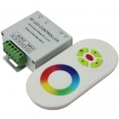 RF301 Full Color Touch DC 12-24V 3 Channel Leynew LED Controller