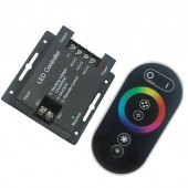 RF800 DC 12-24V Full Color Touch Leynew LED Controller