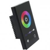 TM08U Low Voltage Touch Panel 12V 24V 3 Channels Leynew LED Controller