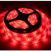 Waterproof 12V 5 Meters 150Leds 5050 Red Flexible LED Strip Light 2pcs