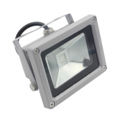 10W AC DC 12V RGB Memory Function IP65 Waterproof LED Flood Light