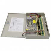 12V 15A 180W 18CH CCTV Switching Power Supply Box Transformer