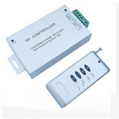12-24V Channels Controller 4keys RF Remote For RGB LED Strip Light