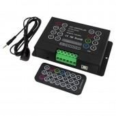 Bincolor 3CH with Wireless remote Led RGB Controller BC-380-6A
