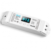 4CH CV DMX Decoder LT-820-5A DC 5V 24V 20A Ltech LED Controller