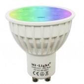 4W GU10 RGB+CCT FUT103 Milight LED Bulb Dimmable LED Spotlight Smart Light