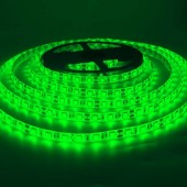 5050 12V 5M 300LEDs Green IP65 Flexible LED Strip Light