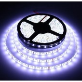 5050 Waterproof 5M 16.4Ft 300LEDs White Flexible Strip Light 12V