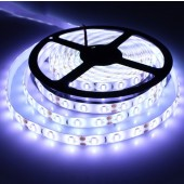5630 Cold White 5M 300LEDs 12V Waterproof LED Strip 16.4Ft Light