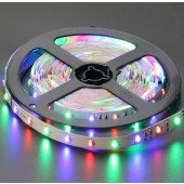 5M 300 LEDs 12V 3528 Flexible RGB LED Strip Light Non-Waterproof